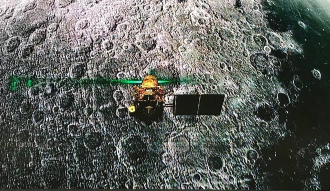 НАСА по-прежнему не может найти пропавший Индийский лунный модуль