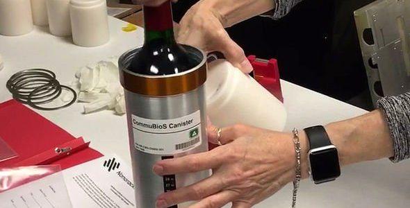 Все лучше, чем дрель — на МКС отправили 12 бутылок вина