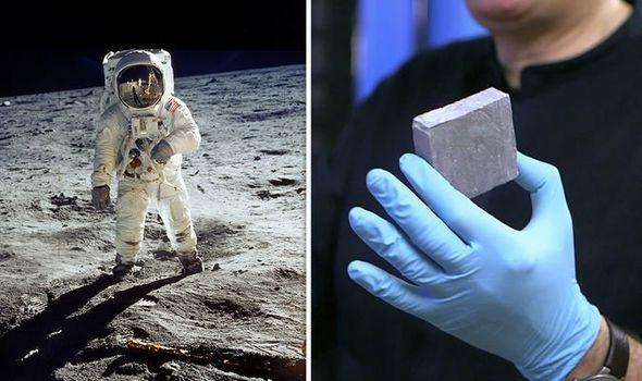 Ученые: лунный материал — лучшая защита от космических лучей