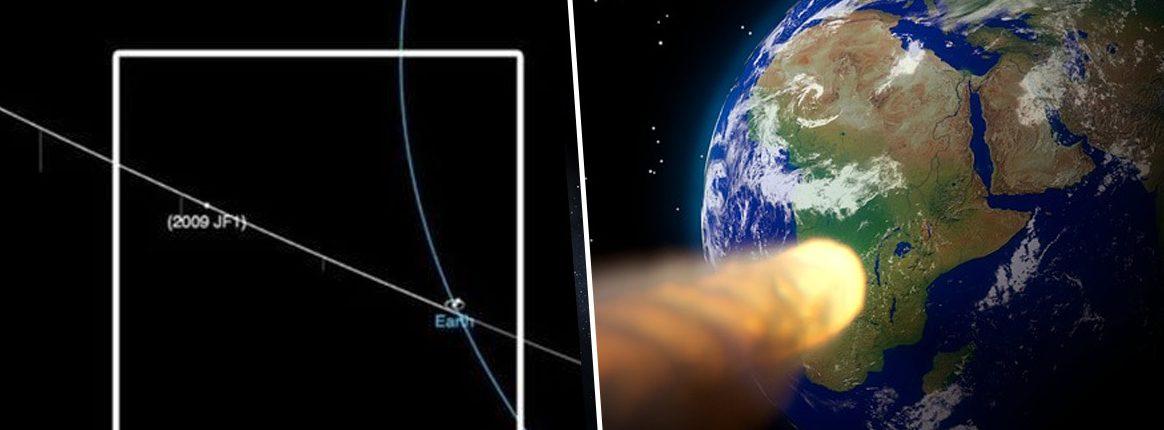 НАСА назвало точную дату максимального сближения Земли с огромным астероидом