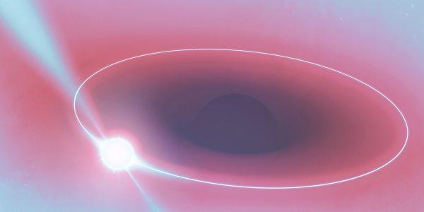 Астрономы обнаружили черную дыру, которая отличается от всех