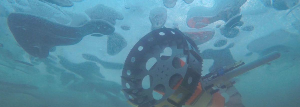 НАСА испытывает подводный зонд для поиска внеземной жизни в Антарктиде