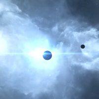 Тысячи странных планет могут вращаться вокруг каждой сверхмассивной черной дыры