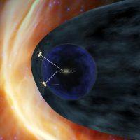 Стена раскаленной плазмы окружает нашу солнечную систему