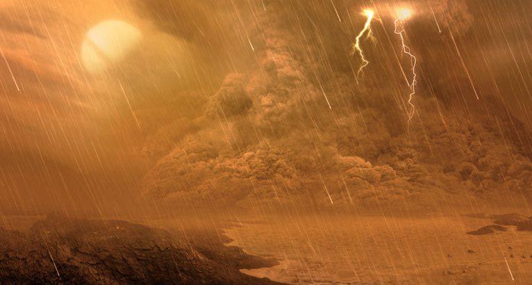 Впервые опубликована карта поверхности загадочной луны Сатурна — Титана