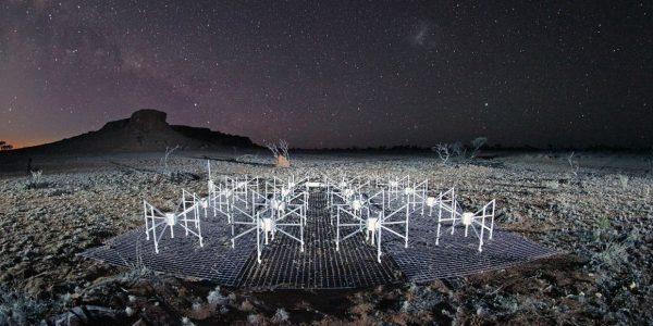 Астрономы на пороге обнаружения света от самых первых звезд во Вселенной