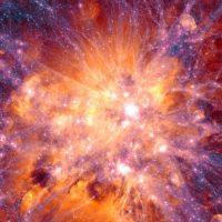 Похоже, что-то очень странное синхронизирует отдаленные галактики