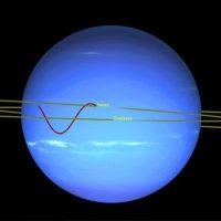 НАСА обнаружило странное орбитальное движение двух спутников Нептуна