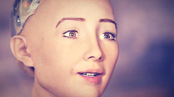 Российский стартап создает роботов – клонов настоящих людей