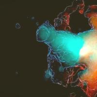 Впервые астрономы стали свидетелями колоссальных ветров, дующих из далекой галактики