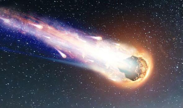 NASA обнаружило огромный астероид приближающийся к Земле