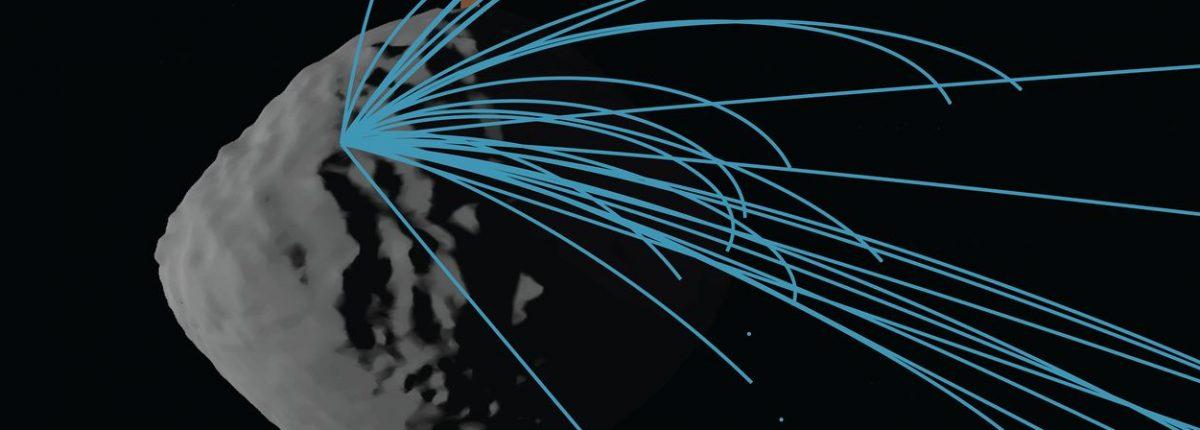 Странный астероид выбрасывает частицы в космос, и мы только что получили самые точные данные