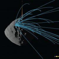 Странный астероид выбрасывает частицы в космос, и мы только что получили точные данные