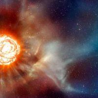 Красный сверхгигант Бетельгейзе ведет себя так, словно собирается взорваться сверхновой