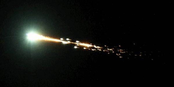 Огненный шар, замеченный над австралийской пустыней - оказался очень редкой «Минилуной»