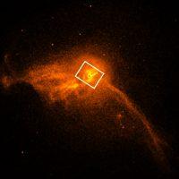 Астрономы обнаружили самую массивную черную дыру в локальной Вселенной