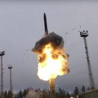Россия становиться первой страной обладающей гиперзвуковым оружием
