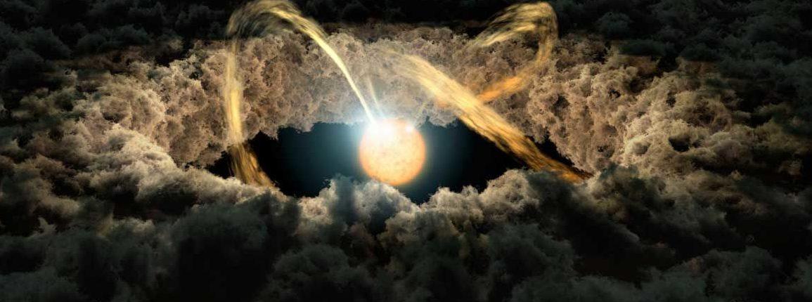 Необъяснимые мерцания звезд могут подтвердить существование инопланетных структур, считают ученые