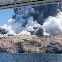 Вот почему об извержении вулкана «Белый остров» в Новой Зеландии никто не предупредил