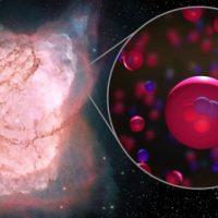 Ученые находят первую молекулу Вселенной