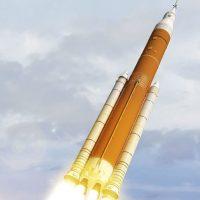 NASA закончило разработку ракеты, которая доставит нас на Луну, и она великолепна