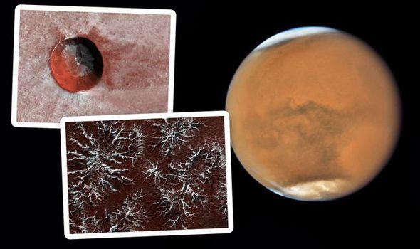 Ученые встревожены: Марс теряет оставшуюся на планете воду
