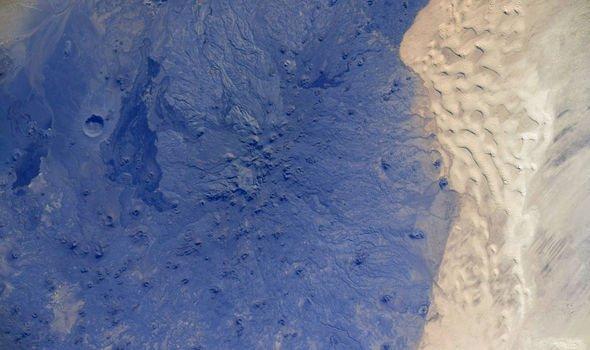 Фотография земной поверхности с МКС вызвала споры в социальных сетях