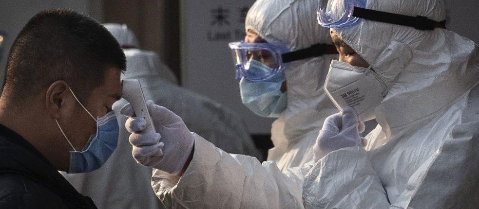 Китайский коронавирус заразен до появления симптомов, официальное заявление