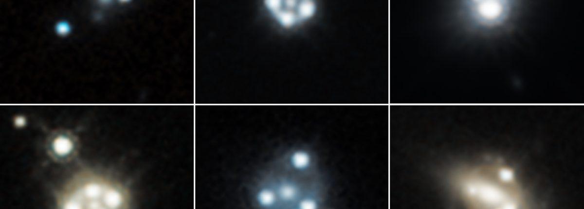 Новые наблюдения телескопа «Хаббл» подтверждают ведущую теорию о темной материи