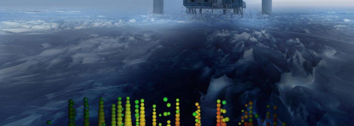 В Антарктике обнаружены «частицы-призраки», природу которых физики не могут объяснить