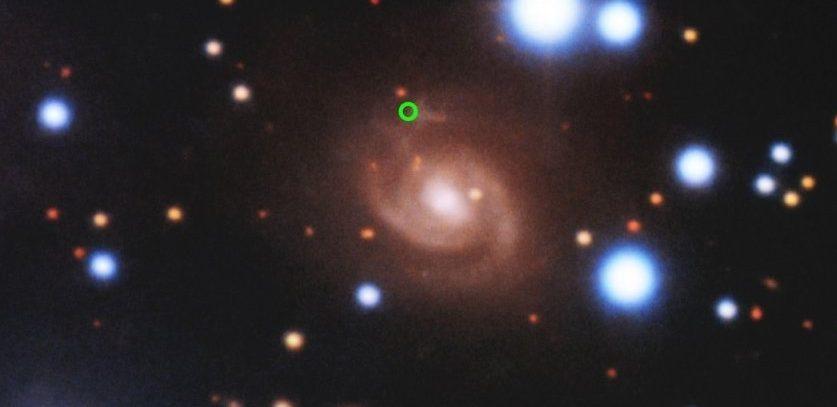 Астрономы отследили источник повторяющегося радиосигнала из космоса