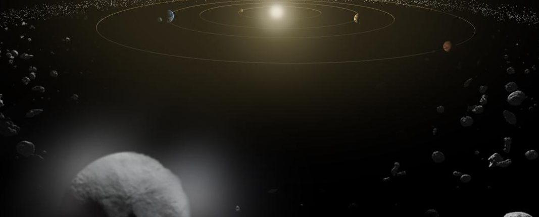 В нашей Солнечной системе есть «Большой разрыв», и теперь мы знаем, как он образовался