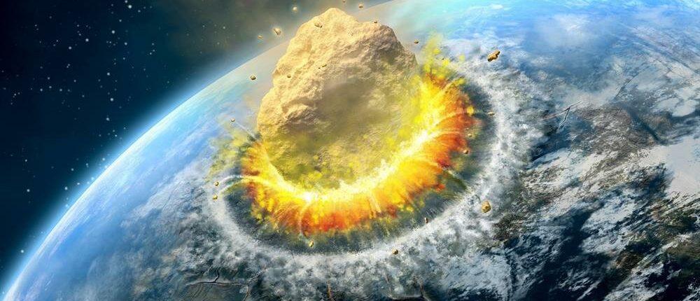 Обнаружен кратер, оставленный одним из самых больших за всю историю метеоритов