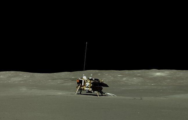Команда Chang'e 4 обнародовала грандиозные новые фото с темной стороны Луны
