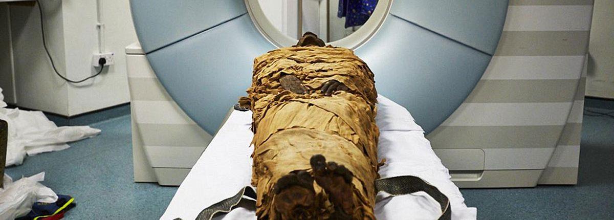 Ученые воссоздали голос 3000 летней мумии египетского священника