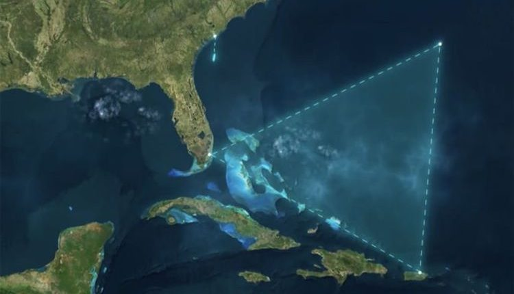 Тайна Бермудского треугольника: обнаружено судно, считавшееся пропавшим без вести