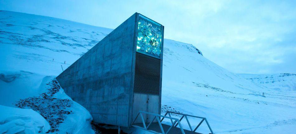 Арктическое хранилище семян получило 60 000 экземпляров семян