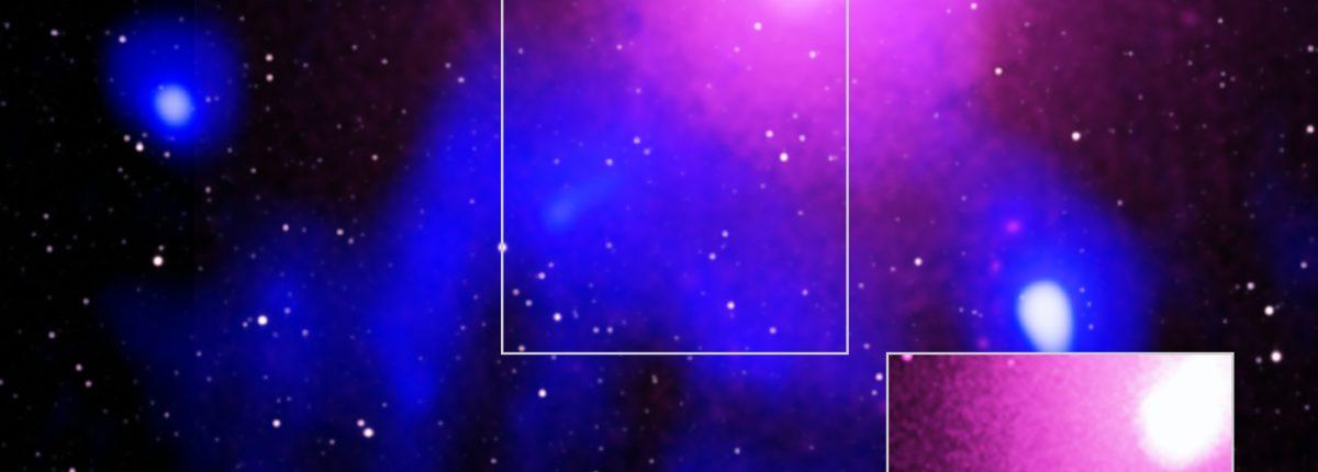 Астрономы только что засвидетельствовали самый большой взрыв во Вселенной за всю историю человечества