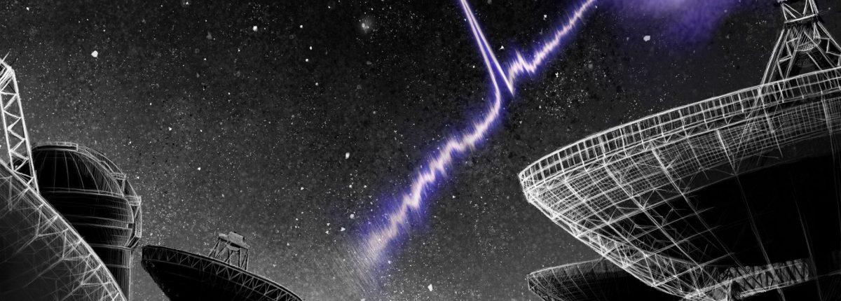 Астрономы обнаружили повторы радиосигнала из глубокого космоса