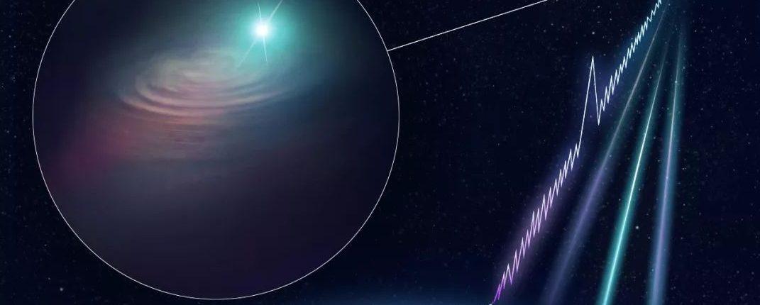Что-то в глубоком космосе посылает сигналы на Землю в устойчивом 16-дневном цикле