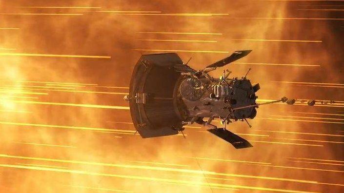 Солнечный зонд НАСА бьет рекорды по мере приближения к Солнцу