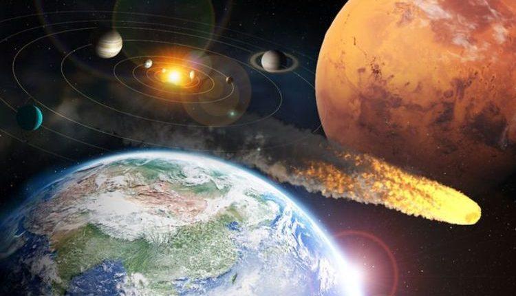 Ученые: Земля может быть выброшена из Солнечной системы