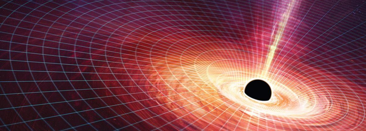 Астрономы: Это невероятно древняя черная дыра