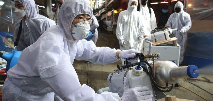 ВОЗ поднял глобальный уровень смертности от коронавируса до 3,4 процентов