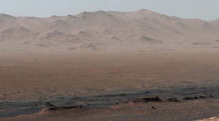 Марсоход Curiosity подарил нам панораму Марса с самым высоким разрешением, и она невероятна