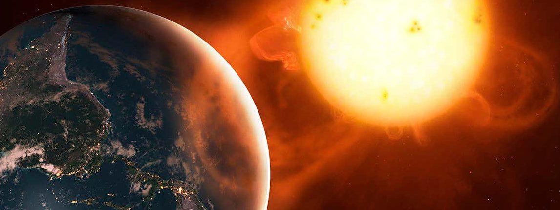 Исследование, связывающее Солнце с изменением климата, только что отозвано из научного издания