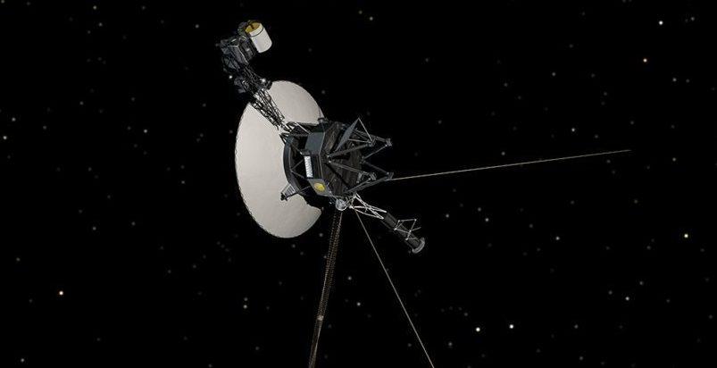 Зонд Voyager 2 потеряет связь с Землей