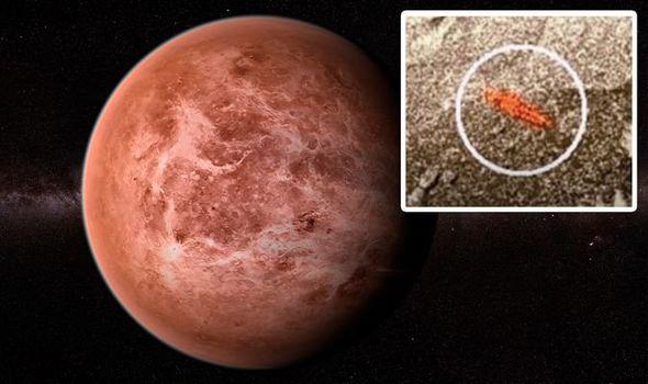 Советский аппарат «Венера-13» мог запечатлеть жизнь на поверхности Венеры