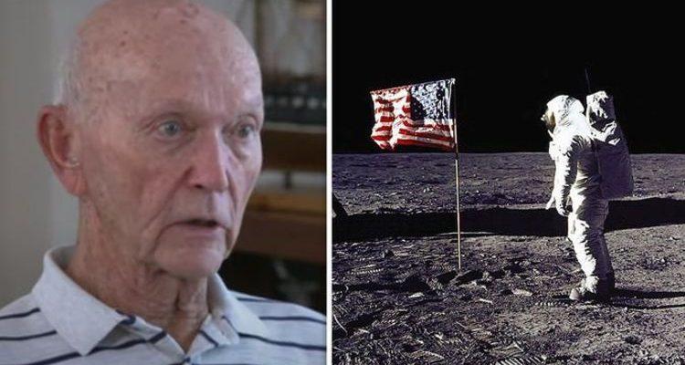 Новые подробности миссии «Аполлон 11»: признания Майкла Коллинза