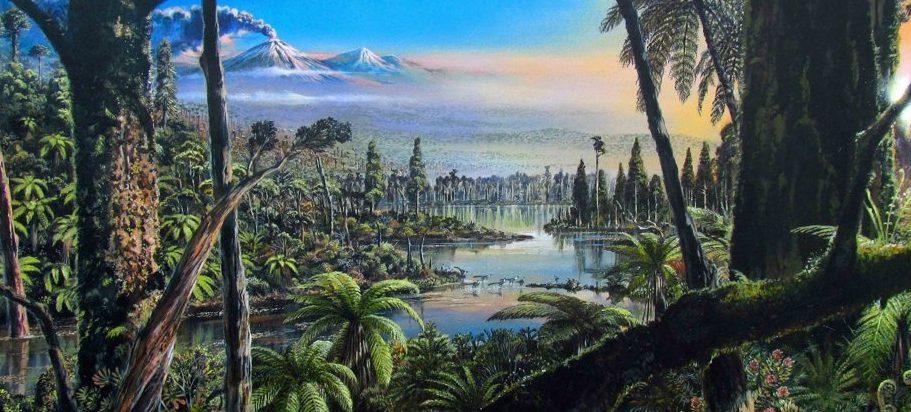 Ученые обнаружили следы древнего тропического леса в … Антарктиде
